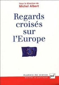 Livre regards sur l'Europe