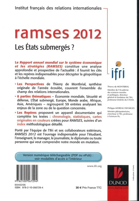 RAMSES 2012