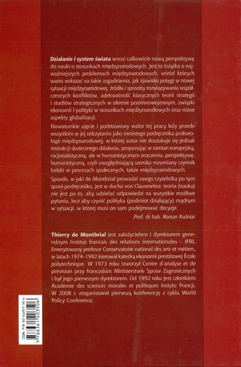 L'action et le système du monde - Polonais