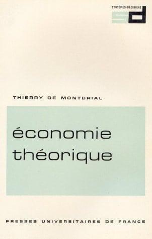 Economie théorique