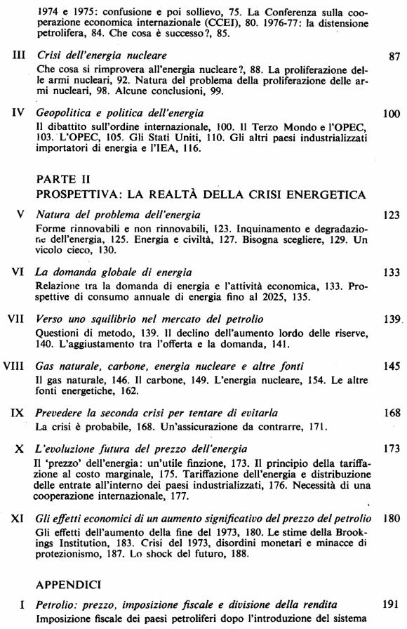 Energia contro alla rovescia - Sommaire page 2