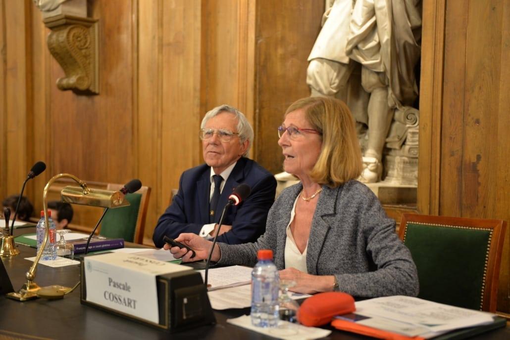 Conférence de Thierry de Montbrial sur François Arago à l'Académie des Sciences le 12 juin 2018