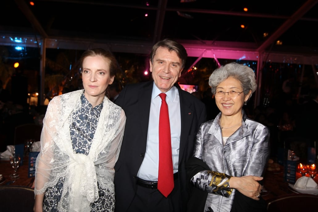 World Policy Conference WPC 2010, Nathalie Kosciusko-Morizet, Thierry de Montbrial, Fu Ying,