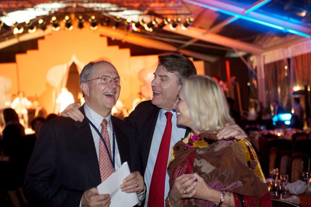 World Policy Conference WPC 2010, Craig Mundie, Thierry de Montbrial, Marie-Christine de Montbrial