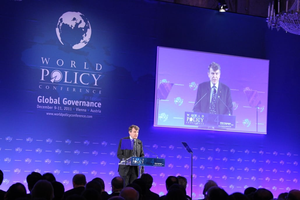 World Policy ConferenceWPC 2011, Thierry de Montbrial