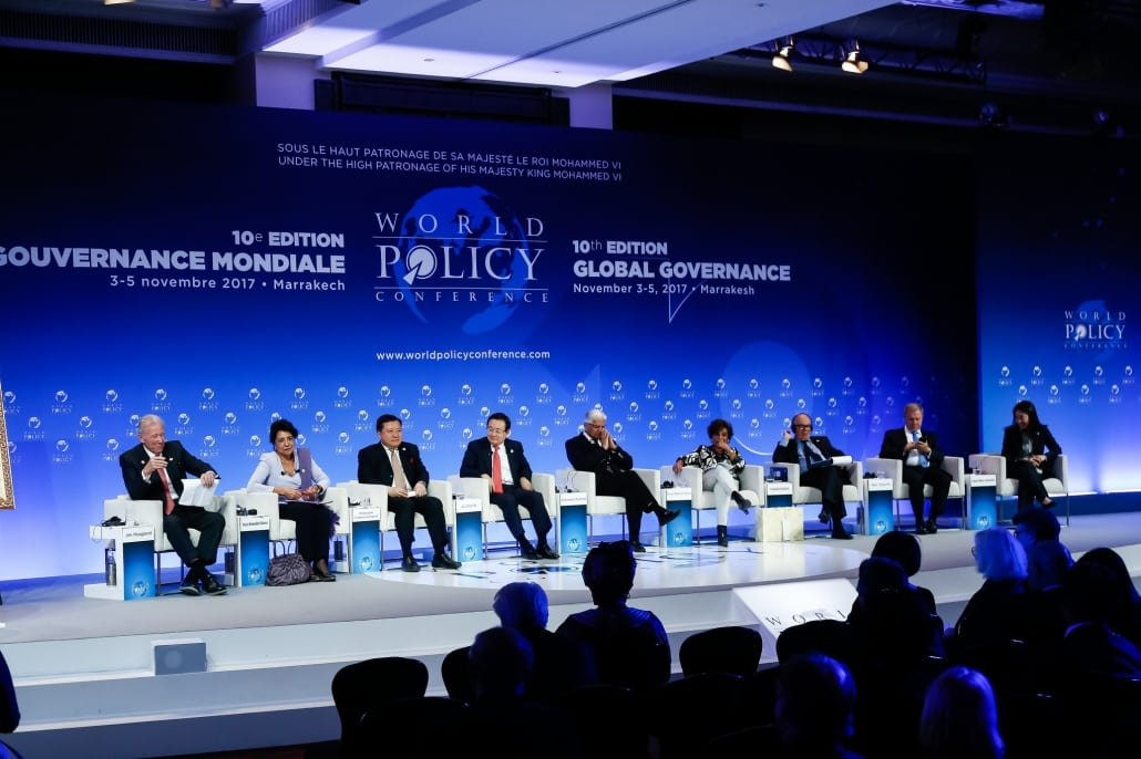 World Policy Conference 2017
