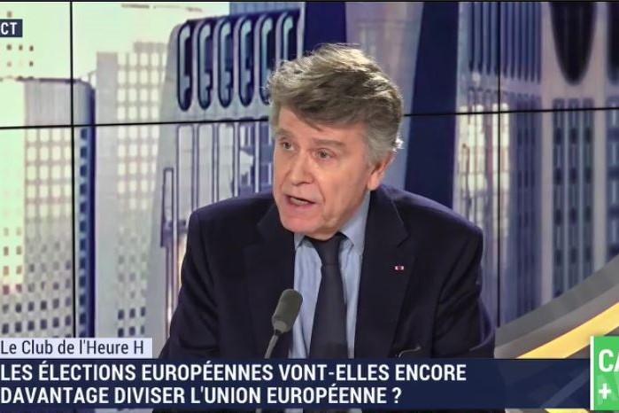 Interview de Thierry de Montbrial, BFM Business, le 11/02/2019
