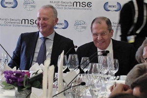 IMEMO / Primakov Readings Roundtable lors de la Munich Security Conference le16 février 2019