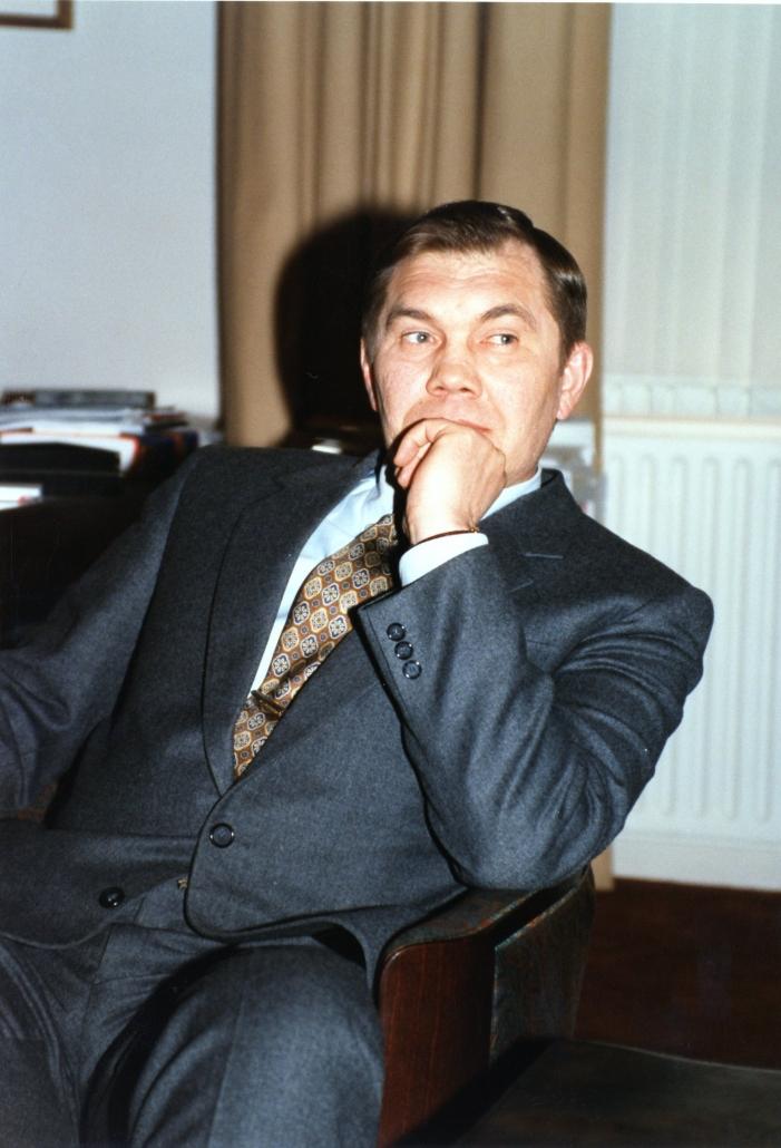 Alexandre Lebed, Ifri 1997
