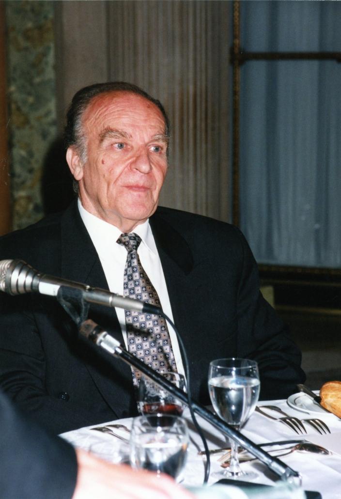 Alija Izetbegovic, Ifri 1995