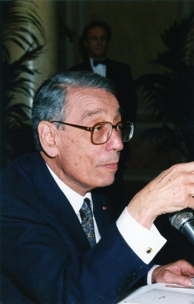 Boutros Boutros-Ghali, Ifri 1996