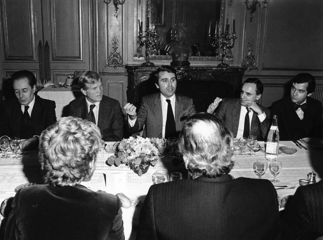 Helmut Sonnenfeldt, Thierry de Montbrial, Ifri 1982