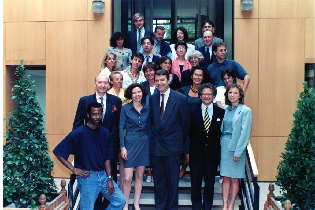 Equipe de l'Ifri, 1995