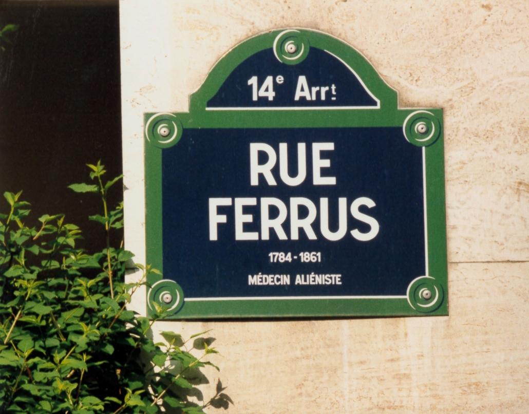 Rue Ferrus Paris