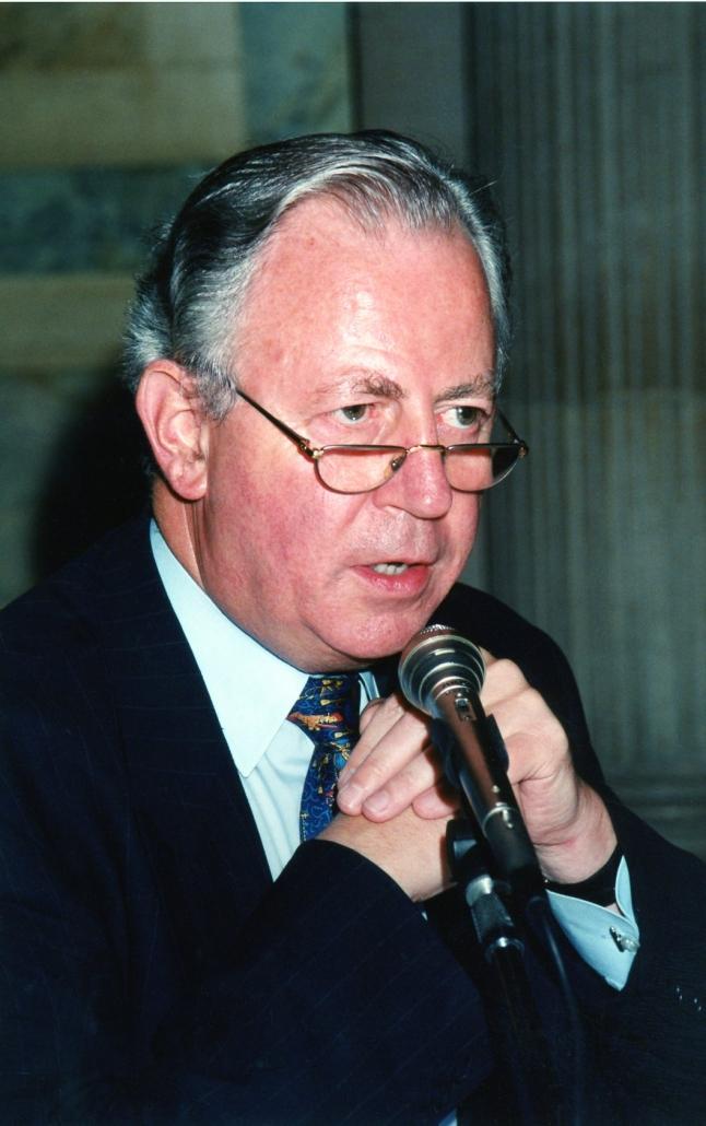 Jacques Santer, Ifri 1996