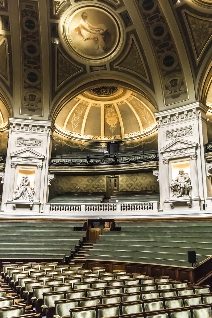 Grand amphitheâtre de la Sorbonne