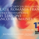 """Colloque """"les liaisons franco-roumaines"""", Roumanie, juin 2019"""