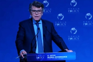 World Policy Conference 2019 Ouverture par Thierry de Montbrial
