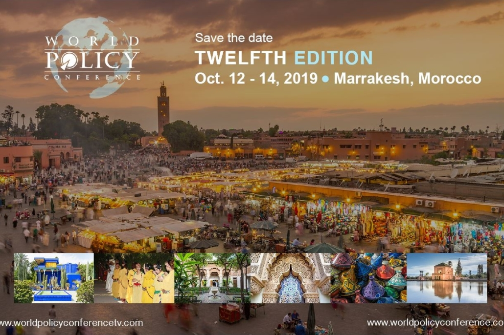 World Policy Conference 2019