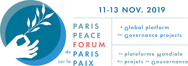 Forum de Paris sur la paix 2019