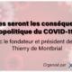 Thierry de Montbrial webinaire x-sursaut sur le covid-19
