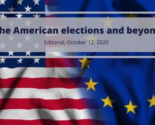 Thierry de Montbrial Editorial October 2020