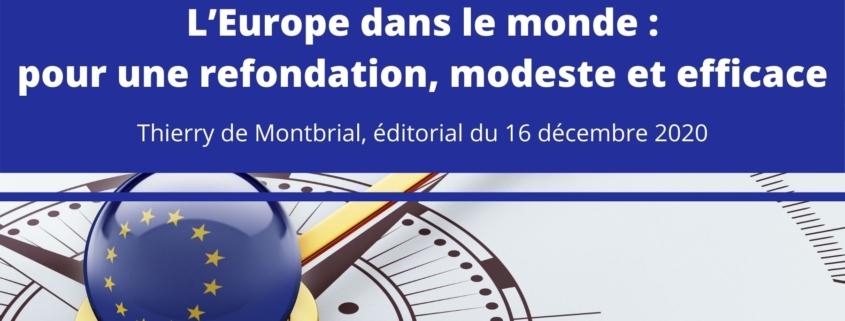 Thierry de monybrial editorial décembre 2020